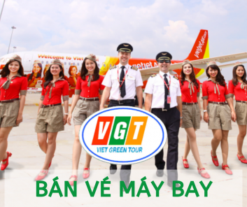 Ban Ve May Bay
